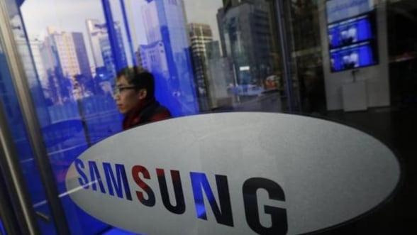 Competitia telefoanelor inteligente, tot mai acerba: Samsung face o noua investitie