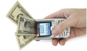 Comunica?iile mobile au generat venituri de 1,4 miliarde euro