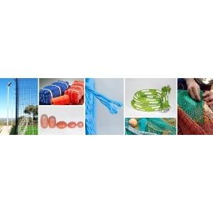 Comunicat: ROMNETS - solutii profesionale personalizate din plase si sfori textile: plase de pescuit industriale, plase pentru terenuri de sport si altele