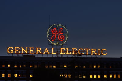 General Electric anunta o cifra de afaceri, sub asteptari
