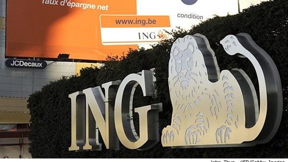 Concedierile din banci continua: Inca 2400 de angajati ING, pe lista neagra