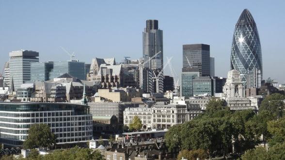 Concedierile din sectorul bancar londonez afecteaza micile afaceri