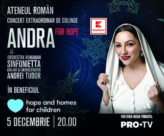 Concert Andra for Hope
