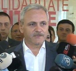 Condamnat definitiv, Dragnea anunta ca nu renunta la conducerea PSD