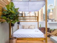 Conditii de lux intr-un apartament de 37 de metri patrati demn de secolul al XXI-lea (Galerie foto)