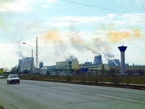 Conducerea Azomures sustine ca nu a stiut de iazul cu deseuri chimice