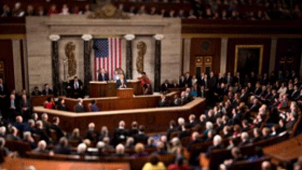 Congresul SUA cauta un acord pentru 1.500 miliarde dolari economii