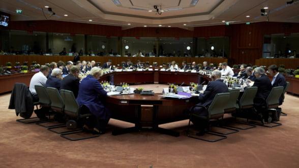 Consiliul European a fost amanat din cauza divergentelor