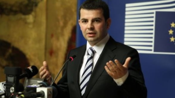 Constantin: Proiectele contractate fara rambursari pana in septembrie vor fi reziliate