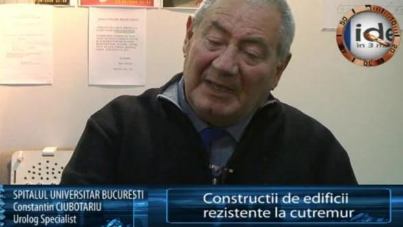 Constantin Ciubotaru, urolog specialist Spitalul Universitar Bucuresti