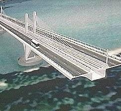 """Constructia podului Calafat-Vidin este """"in stare critica"""" si in mare intarziere"""