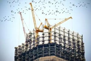 Constructiile din Romania au crescut in pandemie datorita lucrarilor ingineresti