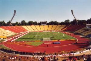 Constructorul stadionului Lia Manoliu: Il facem ca pe un lego