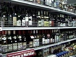 Consumul de bauturi spirtoase scade din cauza recesiunii