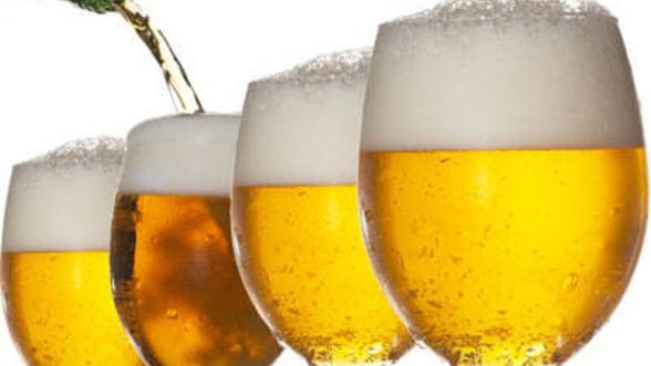 Consumul de bere a stagnat in 2011