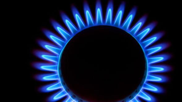 Consumul de gaze a scazut in primele doua luni din 2012