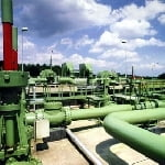 Consumul de gaze naturale al Romaniei in 2009 a fost de circa 141.390.681 MWh