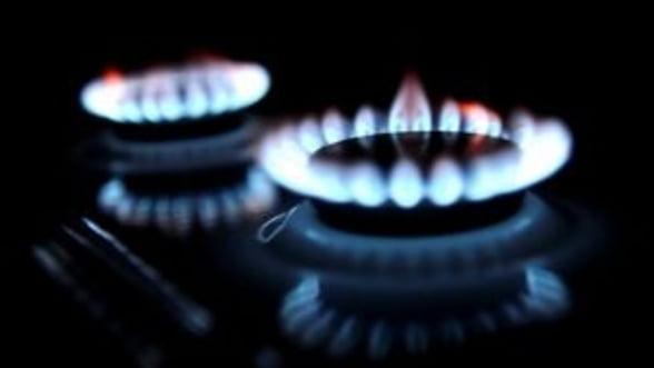Consumul de gaze naturale s-a cifrat la 18,541 milioane MWh, in ianuarie