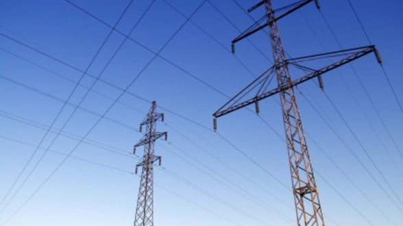 Consumul final de energie electrica al Romaniei a scazut cu 7,5% in prima jumatate a acestui an