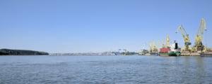 Containerele cu deseuri aduse in Portul Constanta cu un vapor olandez, returnate expeditorului