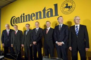 Continental AG ar putea apela la reducerea personalului extern sau amanarea unor investitii