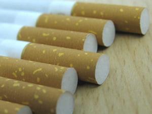 Contrabanda cu tigari: 33,9% din piata