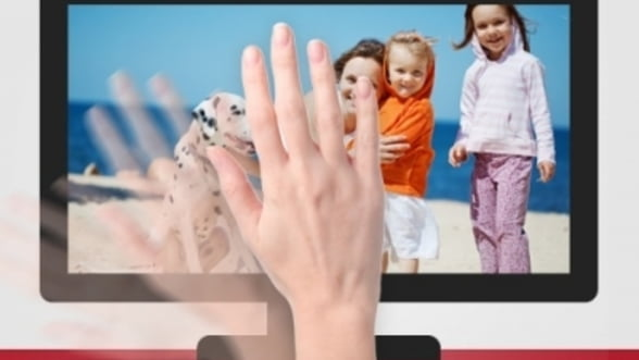 Control prin gesturi pe PC-urile cu Windows 8