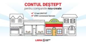 Contul Destept de la Libra Internet Bank, un aliat pentru start-up-ul tau