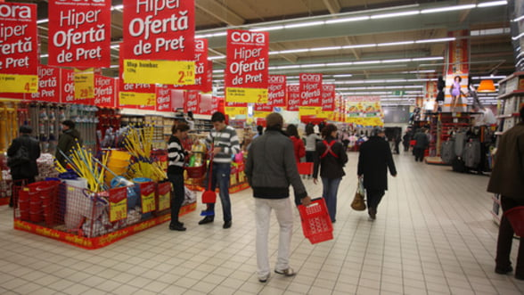 Cora Romania va lansa oficial hipermarketul online coradrive