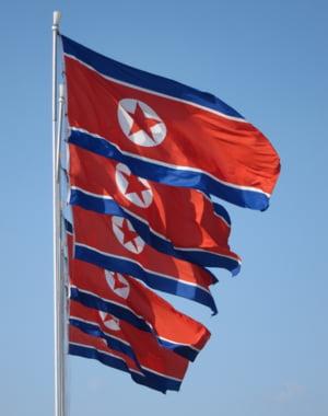 Coreea de Nord isi arata muschii: A testat rachete care vor distruge inamicii