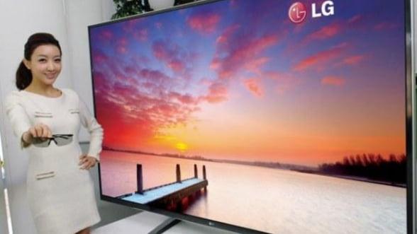 Coreea de Sud a inaugurat primul post de televiziune Ultra HD
