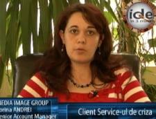 Corina Andrei, senior account manager Media Image Group