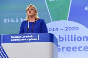 Corina Cretu s-a intalnit cu ministrul Fondurilor Europene: Trebuie gasite solutii clare