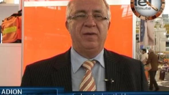 Cornel Cosereanu, presedinte Adion