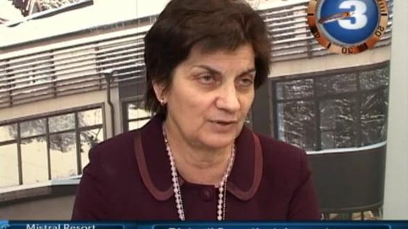 Cornelia Boanta, manager Mistral Resort