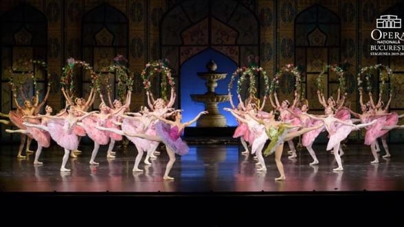 Corsarul, o poveste de dragoste transpusa in balet, pe scena Operei Nationale Bucuresti