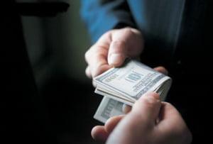 Coruptia zdruncina companiile europene