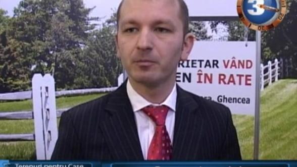 Cosmin Ciobotaru, agent de vanzari Terenuri pentru Case