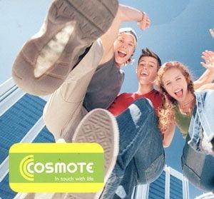 Cosmote - venituri totale de 155,6 milioane euro, in 2007