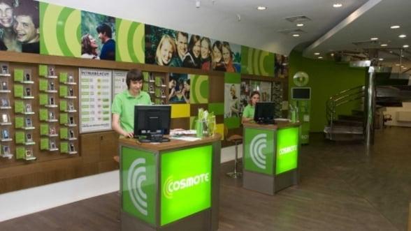 Cosmote Romania in sase ani, de la 50.000 la 6,5 milioane clienti