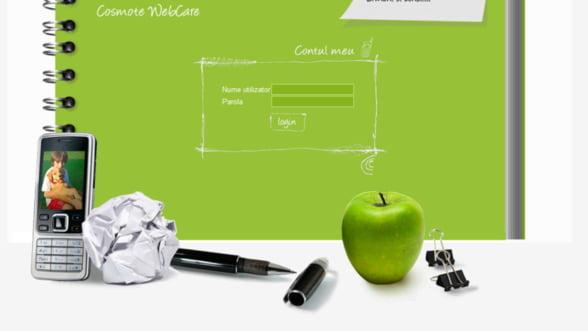 Cosmote Romania lanseaza serviciul de plata online