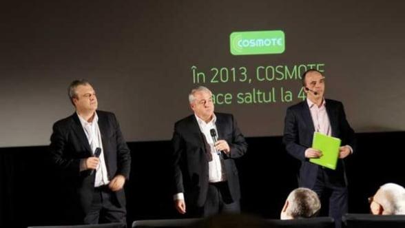 Cosmote a lansat serviciile 4G in nordul Capitalei si alte sapte localitati
