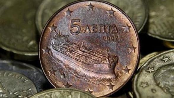 Costul iesirii Greciei din zona euro ar putea depasi un trilion de euro
