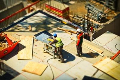 Costurile companiilor din constructii vor creste dupa aplicarea Ordonantei Teodorovici