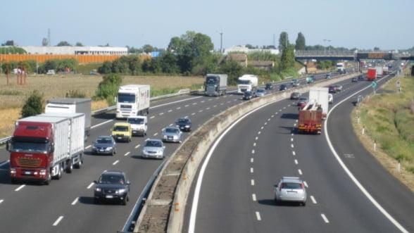 Costurile de 1,5 miliarde de euro pentru autostrada Craiova - Pitesti vor fi acoperite de investitori