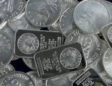 Cotatia argintului a crescut joi la maximul ultimilor 30 de ani