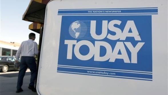 Cotidianul american USA Today face disponibilizari