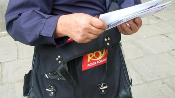 Cotovelea: Posta Romana sa renunte la salariile compensatorii