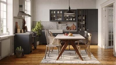 Covorul pentru bucatarie: 6 criterii de selectie