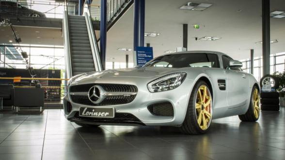 Credeai ca nu poti cere mai mult decat un Mercedes-AMG GT? Lorinser arata ca se poate